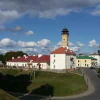 Пожарная башня Музея пожарной охраны