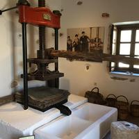 Eggares Olive Press Museum