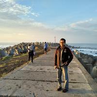 Glagah Indah Beach
