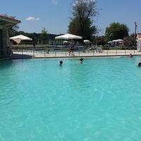 Thermal Pools at Terme di Saturnia