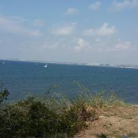 Пляж Высокий Берег