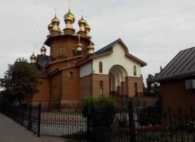 Храм святых мучениц Веры