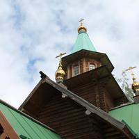 Свято-Никольская часовня Богоявленского храма