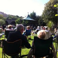 Wetherby Bandstand