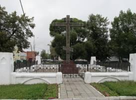 Поклонный Крест, Вологда