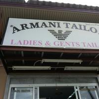 Armani tailor railay bay