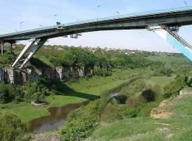 Мост Стремительная Лань