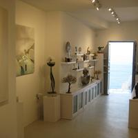 Oia Treasures Art Gallery