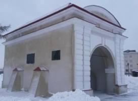 Тобольские ворота