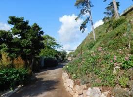 The Royal Terrace Gardens (Rock Walk)