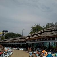 Аквапарк Золотой Пляж