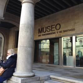 Santiago de Compostela. Casco Historico