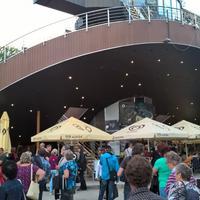 Open-air Theatre with Revolving Auditorium