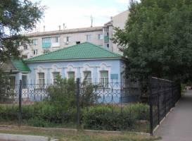 Музей художника Сакена Гумарова