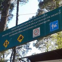 Parque Ejidal San Nicolas Totolapan