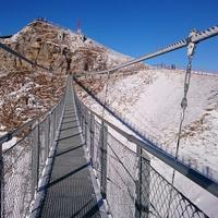 Stubnerkogel Suspension Bridge