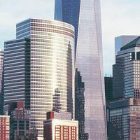 Всемирный торговый центр и смотровая площадка