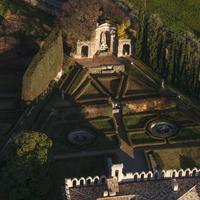 Giardino Di Pojega a Villa Rizzardi