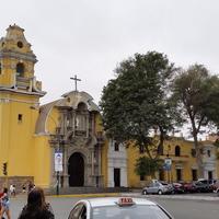 Iglesia de la Santisima Cruz
