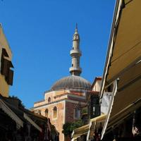 Suleman mosque