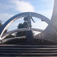 Памятник космонавтике