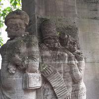 Willi Ostermann Monument