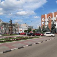 Памятник П. А. Столыпину