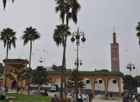Place du Grand 9 Avril 1947