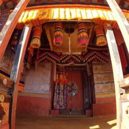 Chagri Dorjeden Monastery