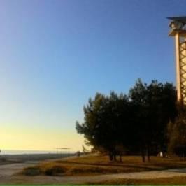 Пицундский маяк