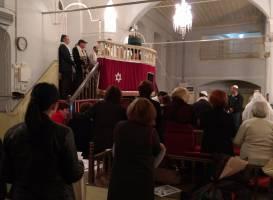 Kehila Kedosha Yashan Synagogue