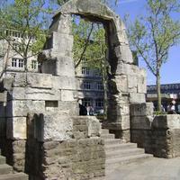 Roman North Gate