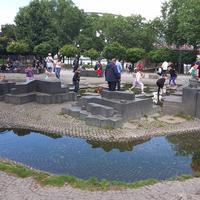 Paolozzi-Brunnen