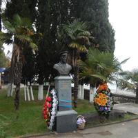 Памятник воинам, погибшим во время Великой Отечественной войны