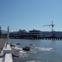 Сухумский морской порт