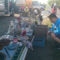 Street Market in Kableshkovo on Thursday