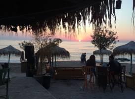 Yuva Beach bar