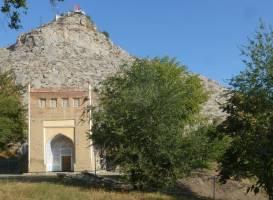 Мавзолей Асаф ибн Бурхия