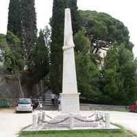 Spomenik streljanim rodoljubima u Prvom svetskom ratu