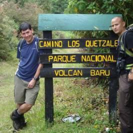 Panama Hiker