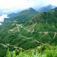 O Quy Ho Mountain Pass