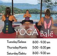 Padang Bai Yoga Bale