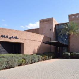 Museum of African Contemporary Art Al Maaden
