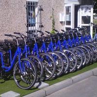 Fahrradverleih BalticBike MV