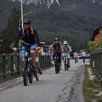 Ciclabile Lunga Via delle Dolomiti