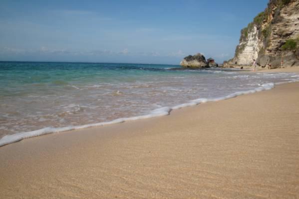 Ayana Resort & Spa, пляж