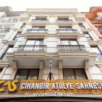 Suite Ness Taksim Hotel