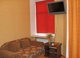 Apartment-hotel City Center Contrabas