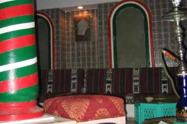 Мавританское кафе
