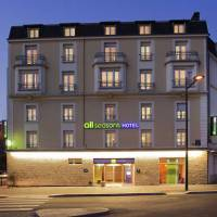 ibis Styles Rennes Centre Gare Nord (ex all seasons)